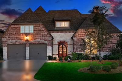 The Woodlands Single Family Home For Sale: 15 Crystal Canyon Place
