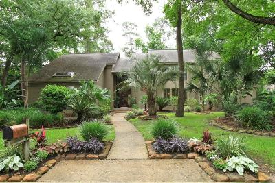 Kingwood Single Family Home For Sale: 2210 Long Valley Drive