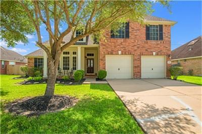 Pearland Single Family Home For Sale: 3807 Trent Cove Lane