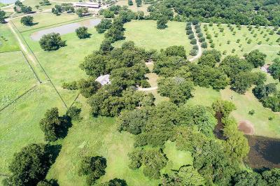 Farm & Ranch For Sale: 35545 Vernon Frost Road