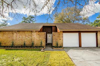 Spring Single Family Home For Sale: 22511 Parsonsgate Drive
