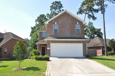 Humble Single Family Home For Sale: 18719 Walden Glen Circle