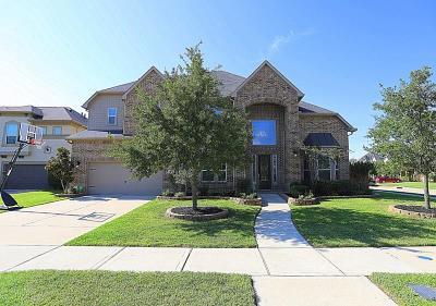 Fulshear Single Family Home For Sale: 27815 Harris Glen Court