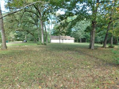 Conroe Residential Lots & Land For Sale: Tbd Yazoo River