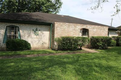 Missouri City Single Family Home For Sale: 15207 Ridgingwood Drive