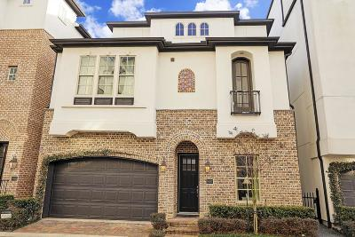 Houston Single Family Home For Sale: 5607 Cohn Meadow