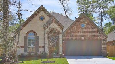New Caney Single Family Home For Sale: 23630 Crossworth Drive