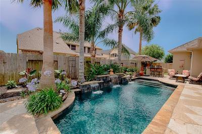 League City TX Single Family Home For Sale: $549,500