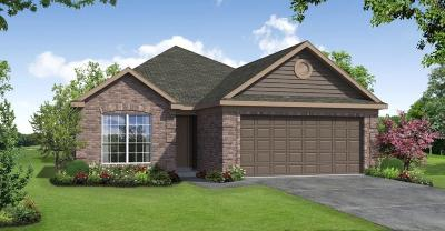 Conroe Single Family Home Pending: 16373 Olive Sparrow Drive