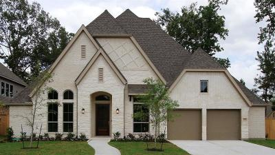 New Caney Single Family Home For Sale: 23311 Ridge Spring Drive