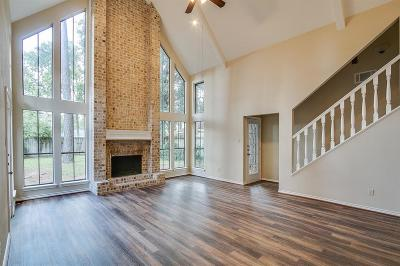 Houston Single Family Home For Sale: 12118 Rocky Lake Drive