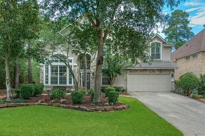 The Woodlands Single Family Home For Sale: 122 E Sundance Circle