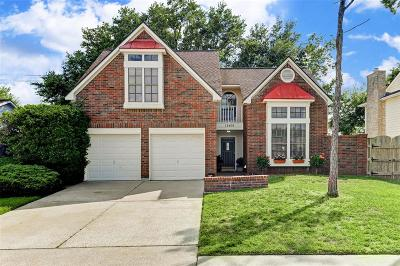Single Family Home For Sale: 15406 Tadworth Drive