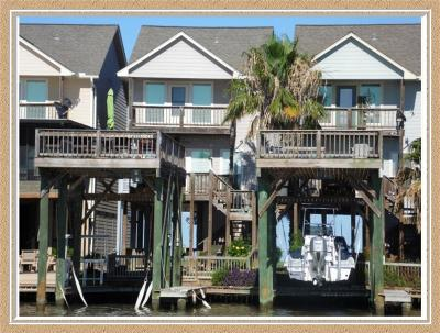 Matagorda Single Family Home For Sale: 3632 Fm 2031 Beach Road