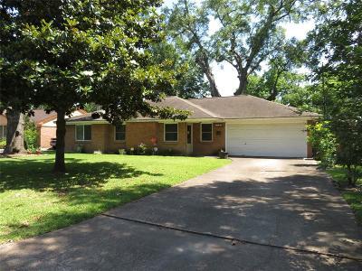 Houston Single Family Home For Sale: 9909 Larston Street