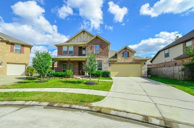 Humble Single Family Home For Sale: 14910 Julie Meadows Lane