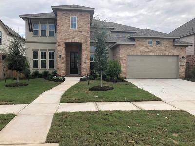 Fulshear Single Family Home For Sale: 2139 Acadian Way