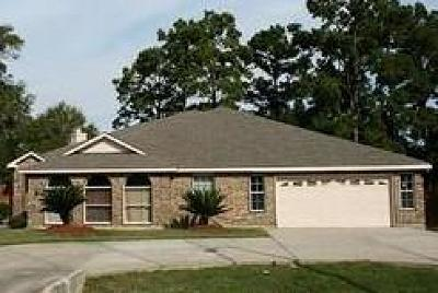 Baytown Single Family Home For Sale: 1607 William Trace Drive