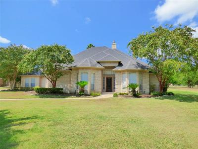 Montgomery Single Family Home For Sale: 1017 The Cliffs Boulevard