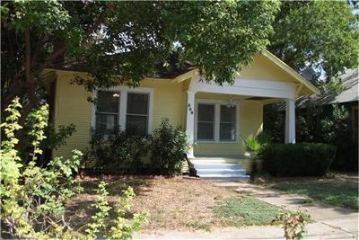 Houston Single Family Home For Sale: 509 Teetshorn Street