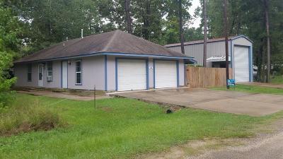 San Jacinto County Single Family Home For Sale: 141 Monte Carlo Road