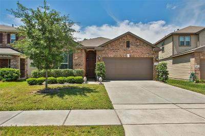 Houston Single Family Home For Sale: 4318 Lake Cypress Circle
