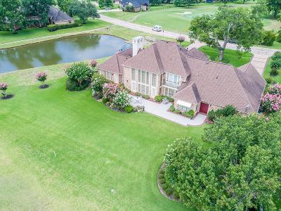 Fulshear Single Family Home For Sale: 5402 Weston Drive