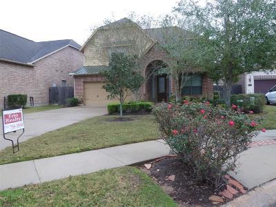 Sugar Land Single Family Home For Sale: 2323 Spartan Trail Trail