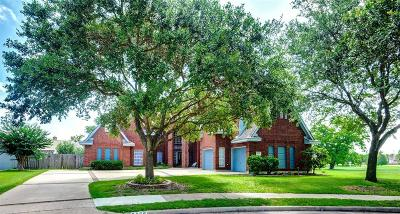 League City Single Family Home For Sale: 2666 Pinnacle Drive