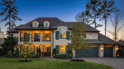 Spring Single Family Home For Sale: 7607 Morgans Pond Court