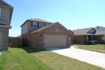 Rosenberg Single Family Home For Sale: 4911 Arbury Lane