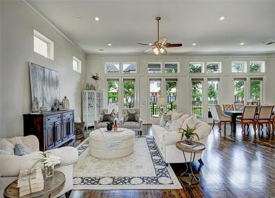 Houston Single Family Home For Sale: 1819 Wrenwood Lakes