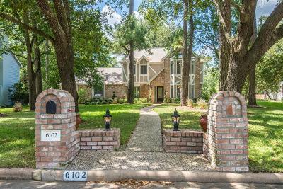 Single Family Home For Sale: 6102 Morningcrest Court