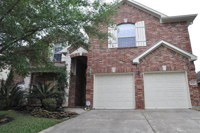 Humble TX Single Family Home For Sale: $349,900