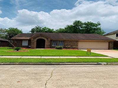 Friendswood Single Family Home For Sale: 4823 Heritage Plainsdrive