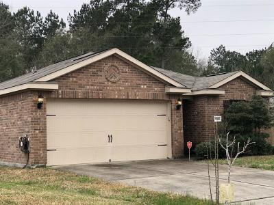 Spring Single Family Home For Sale: 28986 San Bernard River Loop