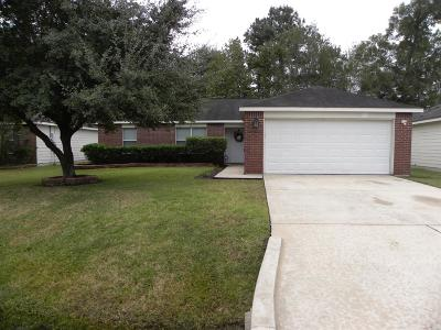Conroe TX Single Family Home For Sale: $142,500