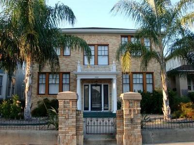 Galveston Multi Family Home For Sale: 1818 Church Street