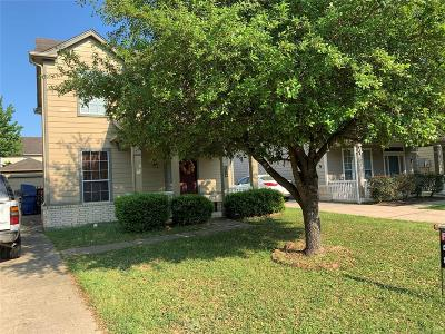 Katy Single Family Home For Sale: 6214 Scotchwood Drive