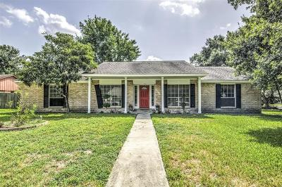 Houston Single Family Home For Sale: 11502 Barwood Bend Drive