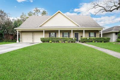 Houston Single Family Home For Sale: 4806 Omeara Drive