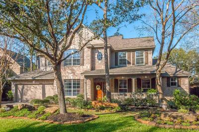 The Woodlands Single Family Home For Sale: 115 S Longsford Circle