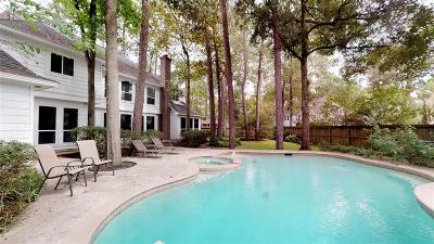 Kingwood Single Family Home For Sale: 4002 Village Walk Court