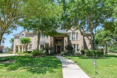 Katy Single Family Home For Sale: 5102 Grand Vista Lane