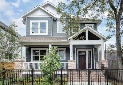 Houston Single Family Home For Sale: 517 E 25th Street