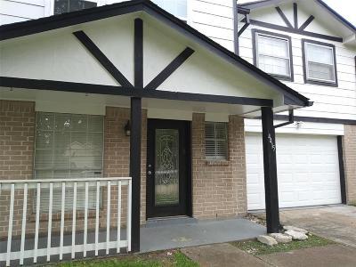 Katy Single Family Home For Sale: 4415 Field Meadow Drive