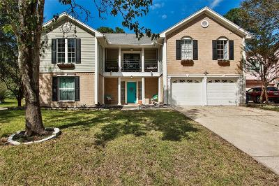 Spring TX Single Family Home For Sale: $184,000