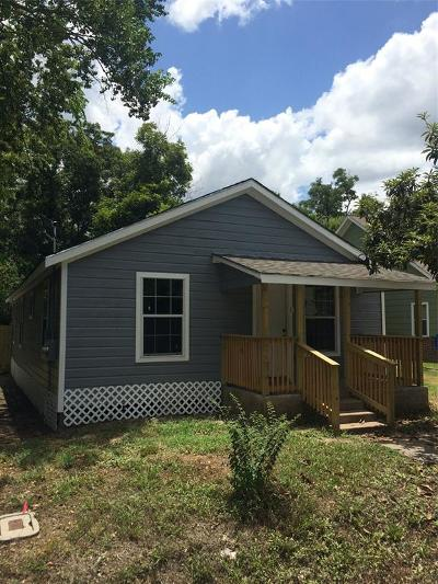 Richmond Single Family Home For Sale: 807 Fields Street