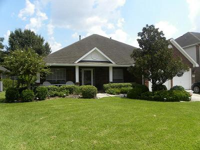 Houston Single Family Home For Sale: 11110 Maynard Place
