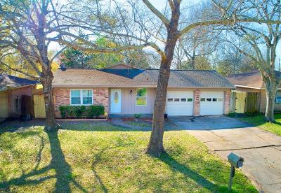 Alvin Single Family Home For Sale: 4312 Stansel Drive